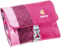 DEUTER Wash Bag I, пурпурный