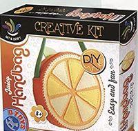 Set pentru creativitatea portocalelor Juicy Handbag, cod 41291
