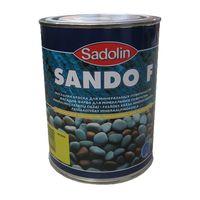 Sadolin Краска Sando F BW Глубокоматовая 1л