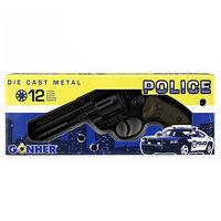 Полицейский револьвер (12 зарядный), код 44070