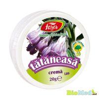 Crema de tataneasa