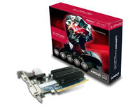 Видеокарта Sapphire Radeon R5 230 (1 ГБ/GDDR3/64 бит)