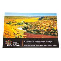 cumpără Carte Poștală – Authentic village în Chișinău