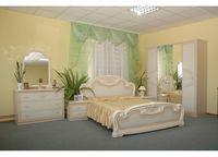 Спальня Мартина с 4 дверями, бежевый
