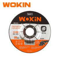 Диск шлифовальный 125x6.0x22.2mm Wokin