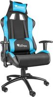 Genesis Nitro 550 Gaming Chair, Black/Blue