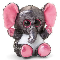 Glitter Motsu Elephant 30 cm, cod 42871