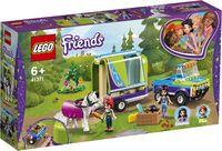 Lego Friends Трейлер для лошадки Мии