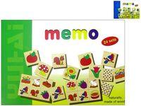 "Игра развивающая ""Memo"", 24шт 17X11.5X4.5cm"