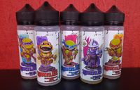 NINJA TURTLES 120 ML