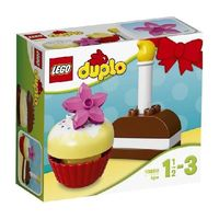 Lego Duplo Мои первые пирожные