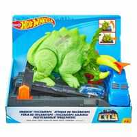 Mattel Hot Wheels Set de joc Triceratop