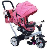 Baby Mix Трицикл Comfort UR-ET-B51 розовый