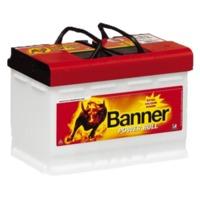 Аккумулятор BANNER 77 Ah Power Bull PROfessional