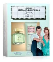 Antonio Banderas Queen of Seduction EDT 80ml + Body Lotion 75ml