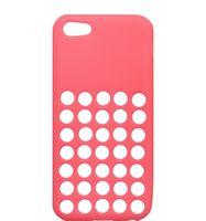 Husa de protectie Go Cool pentru iPhone 5C, Pink