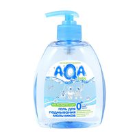 AQA baby Гель для подмывания мальчиков 300 мл
