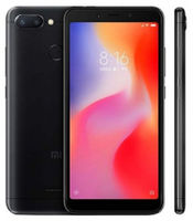 Xiaomi Redmi 6 3/64Gb, Black