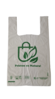 Пакеты компостируемые 27*46 Prieten cu natura