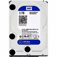 "Жесткий диск 3.5"" HDD 3.0TB-SATA- 64MB Western Digital ""Blue (WD30EZRZ)"""