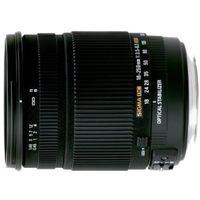 SIGMA AF 18-250/3.5-6.3 DC OS HSM F/Can, черный