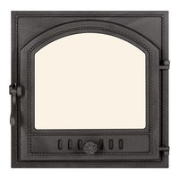 Дверца для печи К 505