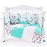 Veres Комплект для кроватки Smiling Animals,6 штк
