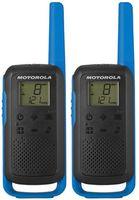 Рация Motorola T62 Blue