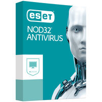 ESET NOD32 Antivirus 1 Dt Base 1 year