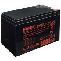 SVEN SV12120, Battery 12V 12AH