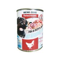 Bewi Dog с с куриными сердечками 400 gr