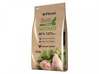 Сухой корм для кошек Fitmin Purity Castrate 10kg