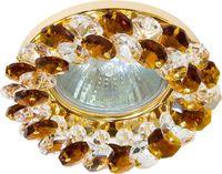 Feron Встраиваемый светильник CD 4141 MR-16 коричневый