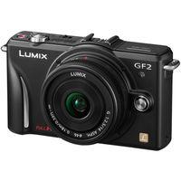 Фотоаппарат цифровой со сменной оптикой Panasonic DMC-GF2CEE-K