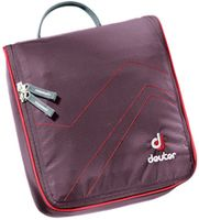 Deuter Wash Center II Aubergine Fire