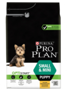 Pro Plan Small&Mini Puppy с курицей 3 кг
