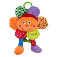 "Baby Mix STK-15588FL Игрушка плюшевая музыкальная ""Цветок"""