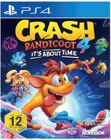 Видео игра Sony Interactive Crash Bandicoot 4 (PS4)