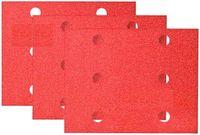 Наждачная бумага 114x140mm K60,80,120 (15 шт.) HITACHI-HIKOKI