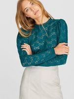 Блуза Stradivarius Зеленый 6052/719/531