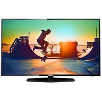 TV LED Philips 55PUS6162/12, Black