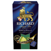 Richard Royal King's Tea 25p