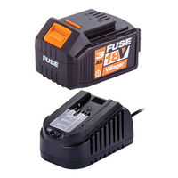 Аккумулятор для инструмента Villager Set Battery+Charger (060107)