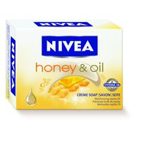 Nivea мыло Honey  Oil, 100г