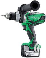 купить Аккумуляторная дрель-шуруповерт Hitachi DV14DSDLRW в Кишинёве