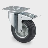 купить Колесо поворотное с тормозом Ø 200 - 03830200 в Кишинёве