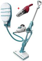 Пароочиститель Black&Decker Fsmh1351sm-Qs Steam-Mop+Cadou NVB115WA