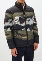 Куртка JACK&JONES Черный с принтом jack & jones 12157783