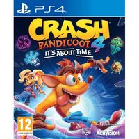 Gamedisc Crash Bandicoot 4: It's About Time Sony Playstation 4