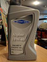 Моторное масло Boost Oil TSN 10W-40 - 5 л